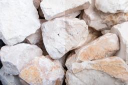 Jurabrocken Kalkstein 250 kg