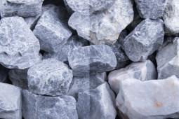 Kristall blau Marmor 250 kg