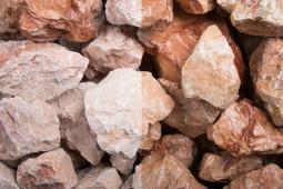 Marmor orange 250 kg