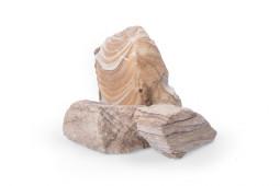 Pinienstein Sandstein 250 kg