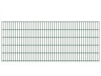 "Doppelstab-Gittermatte ""leicht"" 6/5/6 grün H 1030 mm"