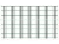 "Doppelstab-Gittermatte ""schwer"" 8/6/8 grün H 1430 mm"
