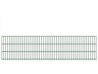 "Doppelstab-Gittermatte ""schwer"" 8/6/8 grün H 630 mm"