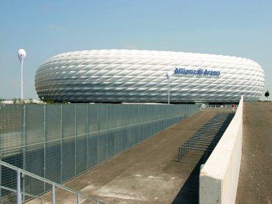Referenz Allianz Arena M�nchen