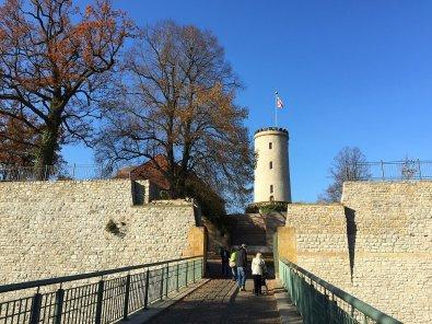 Referenz Sparrenburg Bielefeld