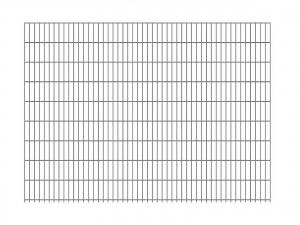 "Doppelstab-Gittermatte ""schwer"" 8/6/8 feuerverzinkt H 1830 mm"