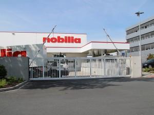 Schiebetor Nobilia-Werke Verl