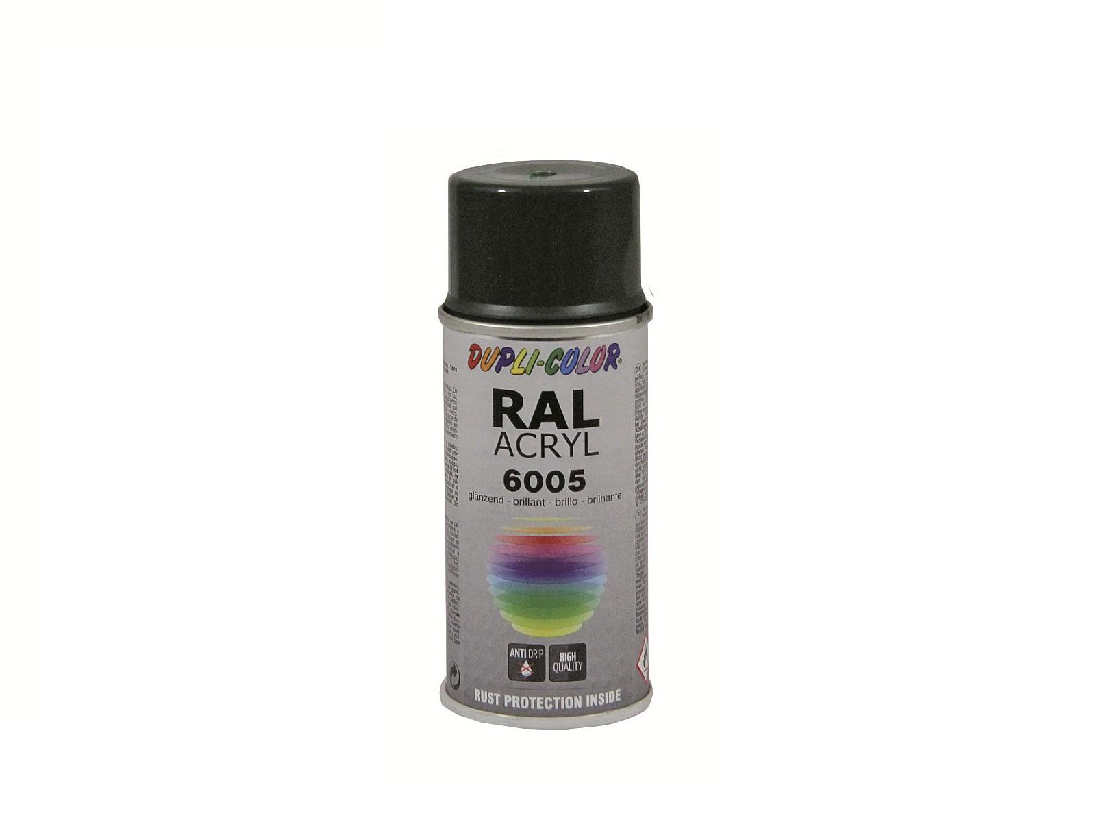 Farbspray RAL 6005 Moosgrün 150 ml