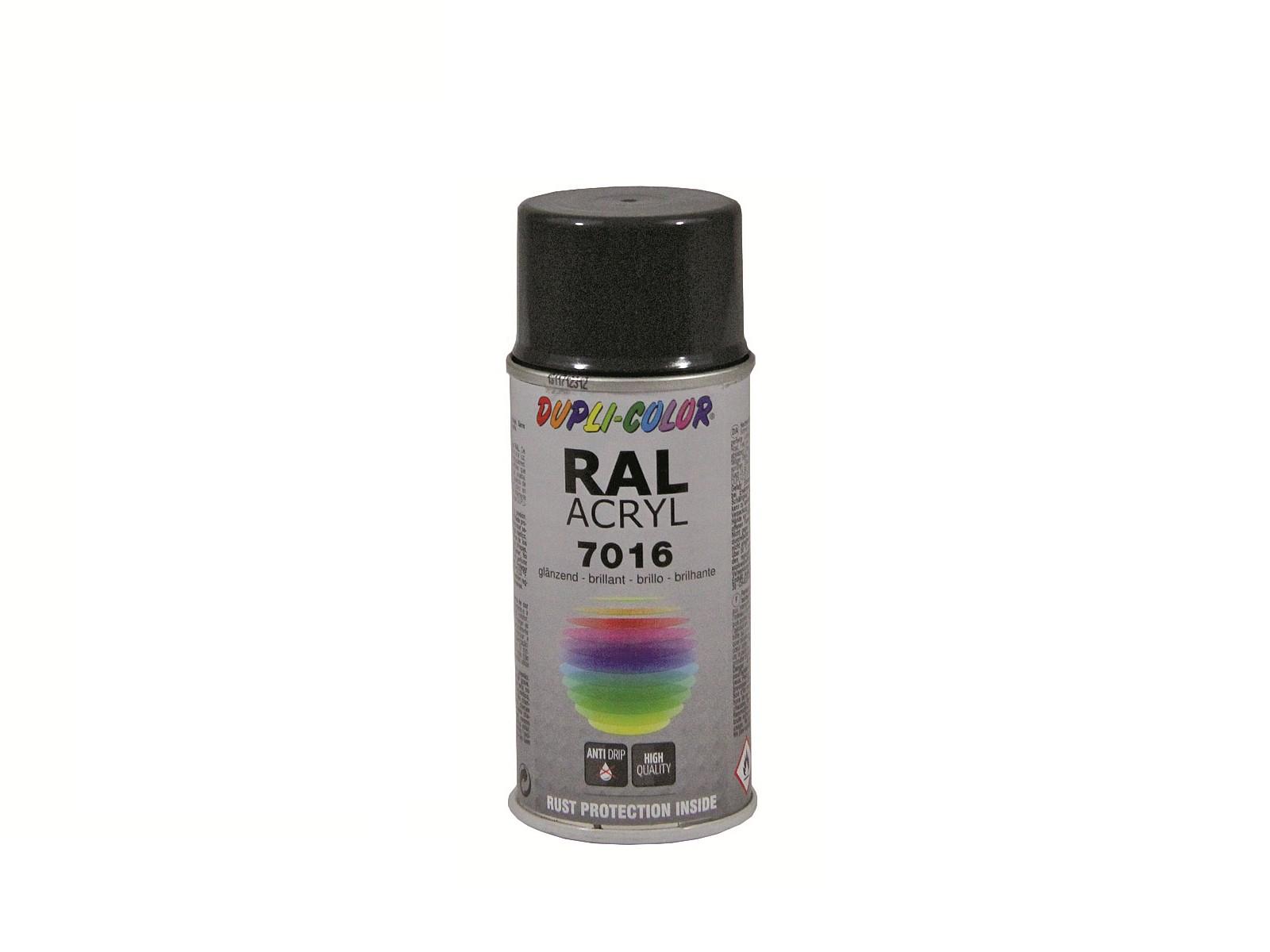 Farbspray RAL 7016 Anthrazit 150 ml